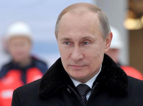 Владимир Путин: Корабли ВМФ РФ провели стрельбы по объектам ИГ в Сирии