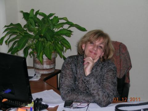 Ирина Трунтаева