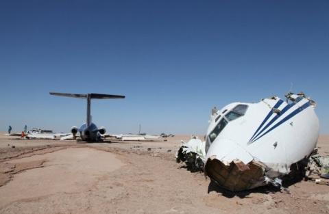 Боинг-727.Краш-тест.