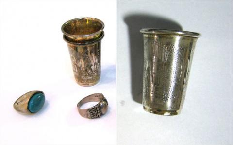 Простой и эффективный способ чистки серебряных предметов