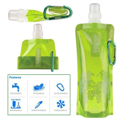 7 удобных бутылок для воды бегуну, альпинисту и не только. Жажда - всё!