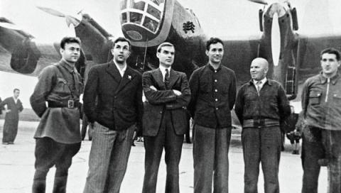 Полярная миссия: по следам последнего перелета «советского Линдберга»
