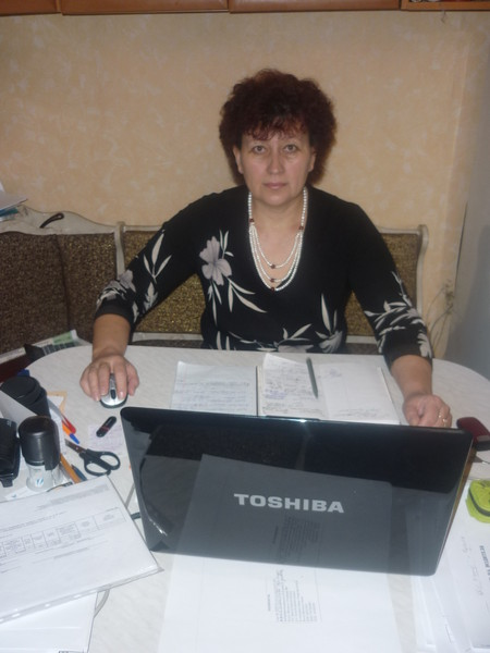 Роза Соломенникова