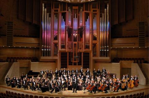 Краткая история симфонического оркестра