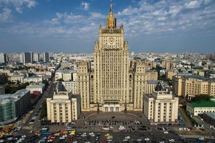 Россия предупредила США об ответных мерах из-за изъятия дипсобственности