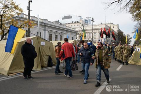 «Планов громадьё»: Завтра неомайдановцы озвучат свои планы