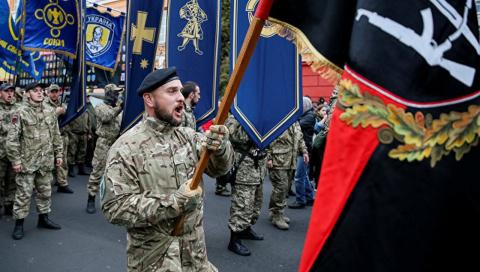 Нацификация Украины: Венгрия…