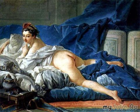 Великие истории любви. Маркиза де Помпадур