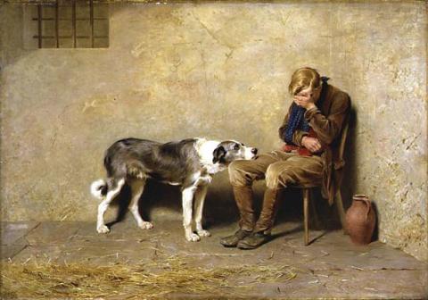 История о верности и преданности