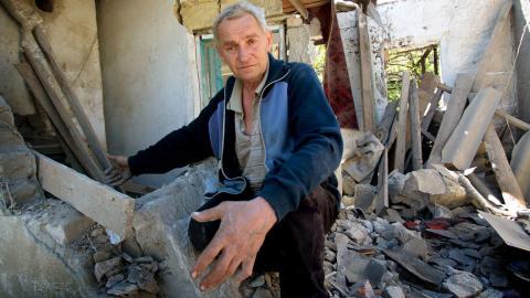 Террор ради картинки для «Евровидения»
