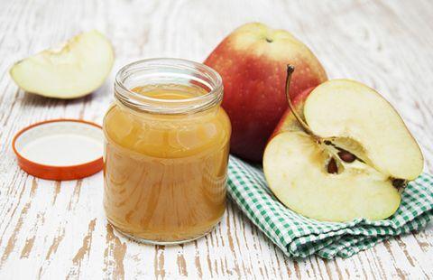 Яблочное пюре на зиму - 10 рецептов