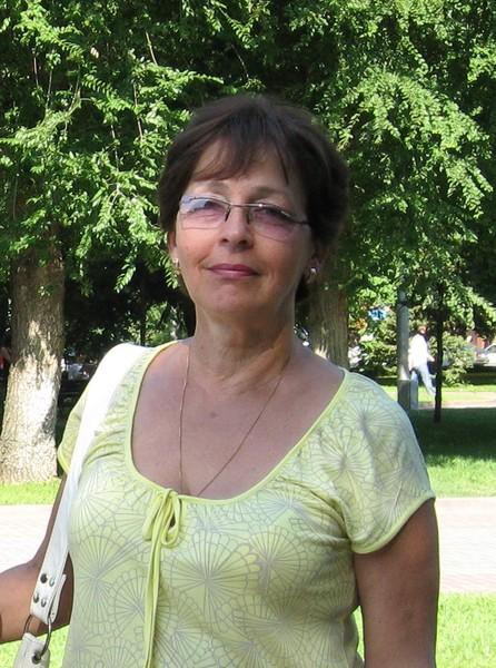 Валентина Зорина