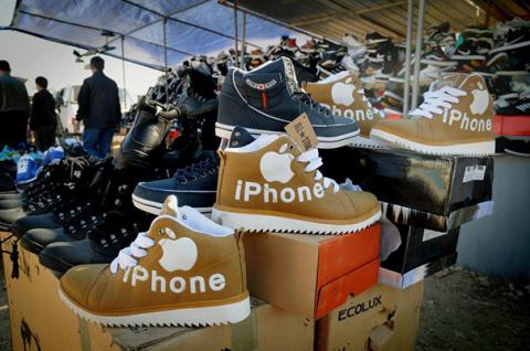 Айфонокеды и Dolce & Banana: как китайцы копируют известные бренды