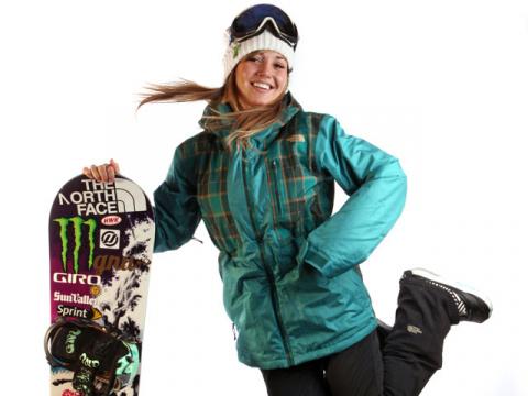 Родителям сноубордистки из США пришлось продать коров, чтобы отправить дочь в Сочи