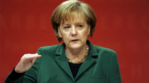 Ангела Меркель готовится бунтовать