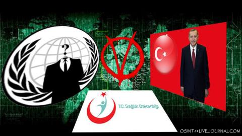 Хакеры Anonymous начали опер…