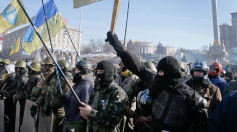 Главный нацист Украины обеща…