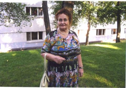 Евгения Копылова (Миненко)
