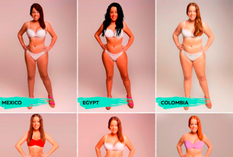 Пять экспериментов над женским телом: как люди в разных странах видят красоту
