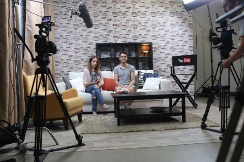 YouTube открыл первые в России курсы видеоблогеров