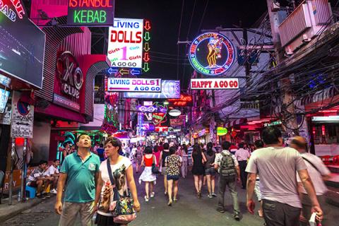 Не свисти в Таиланде ночью