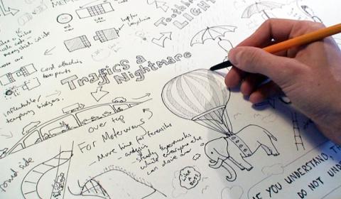 Километры идей