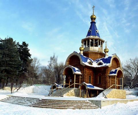 церкви тольятти-храм успения пресвятой богородицы
