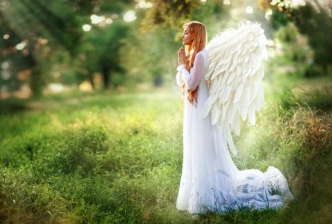 Как правильно призвать Ангел…