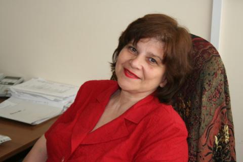Ольга Лалетина (Воробьева)