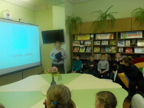Дни русской культуры в детской библиотеке
