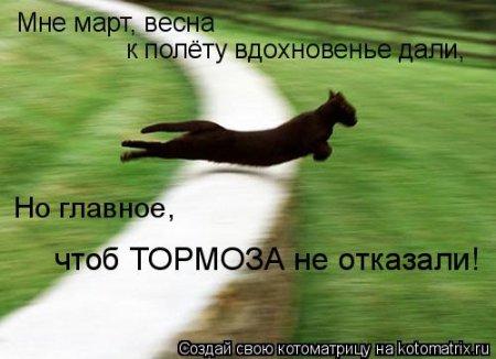Весна...Почувствуй себя Марио)))