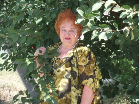 Тамара Серегина (личноефото)