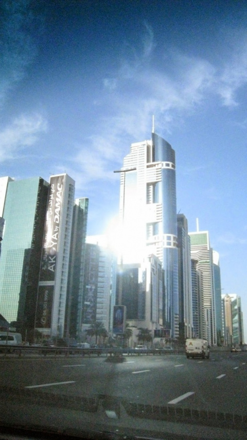 Дубаи - город будущего