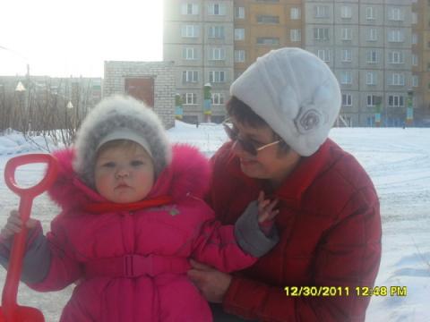 Татьяна Баранова (личноефото)