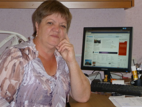 Людмила Шикунова