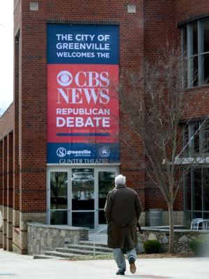 Republican Debate 'Cage Figh…