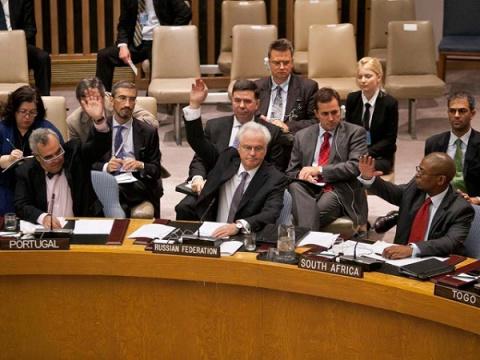 МОЛНИЯ!!!  НОВАЯ РЕЗОЛЮЦИЯ ООН НАНЕСЕТ СОКРУШИТЕЛЬНЫЙ УДАР ПО СОВРЕМЕННОЙ УКРАИНЕ