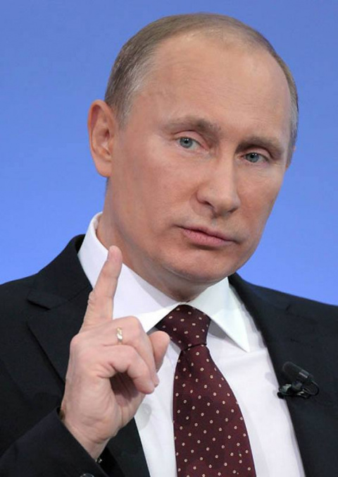 Владимир Путин не даст уничтожить восток Украины