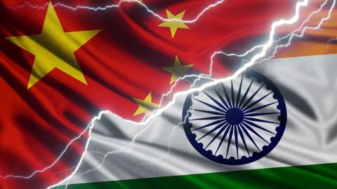 Военные новости: новая китайско-индийская война? Илья Плеханов