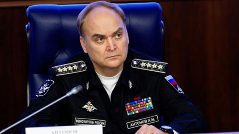 Анатолий Антонов назначен Чрезвычайным и Полномочным Послом России в США