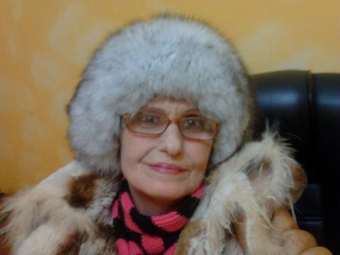 Валентина Кривошеина