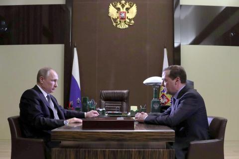 У Путина есть план экономиче…