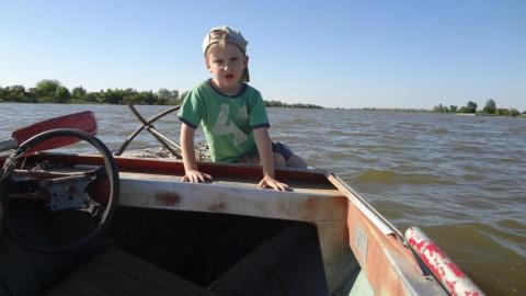 Когда пересохнет Волга...