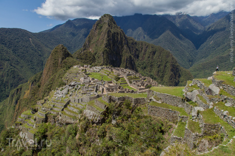 Поездка по Перу. Мачу Пикчу