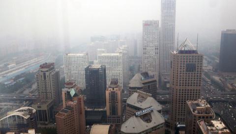 Смог в Пекине: содержание оп…