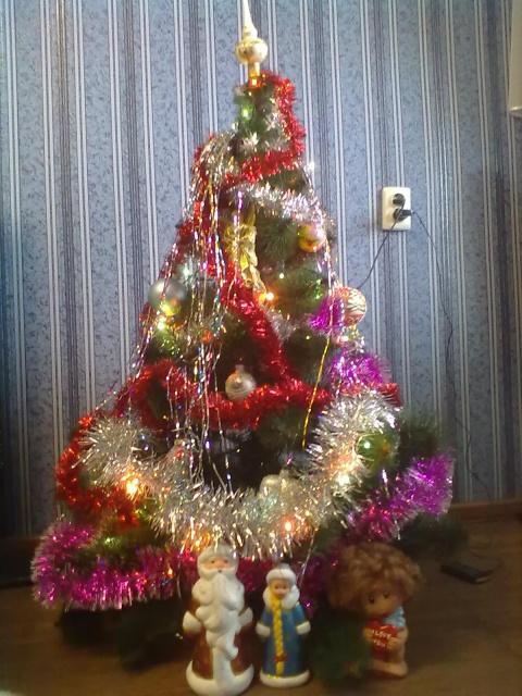 Донецк – Новогодняя сказка военного времени