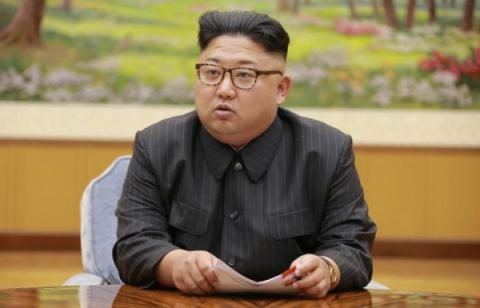 Ким ЧеЫнпообещал ответить …