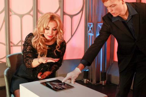 Машу Распутину уличили во лжи на съемках шоу «Человек-невидимка»