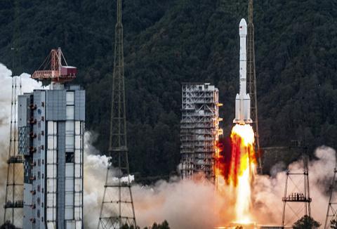 Космические планы Китая на с…