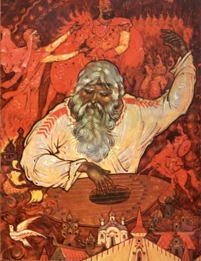 Троян «Слова о полку Игореве» – кем он был?